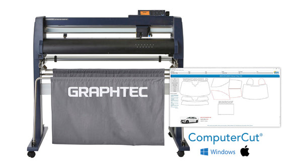 Graphtec FC9000-100 Plotter Pro Package 42