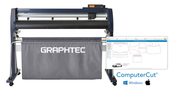 Graphtec FC9000-160 Plotter Pro Package 64