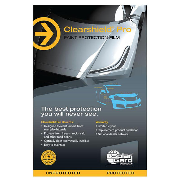 Pop Insert - Clearshield Pro