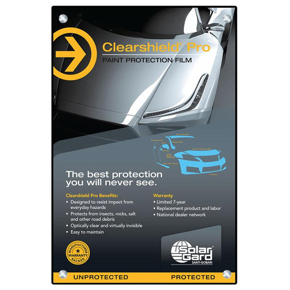 Pop Display - Clearshield Pro