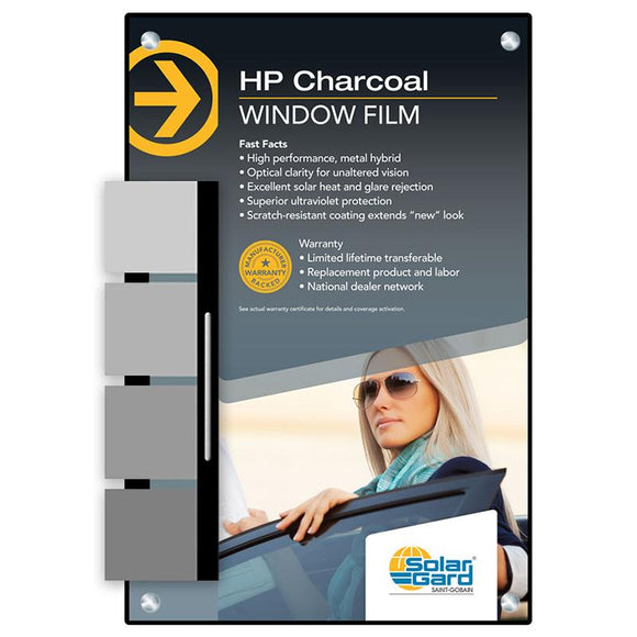 Pop Display - HP Charcoal