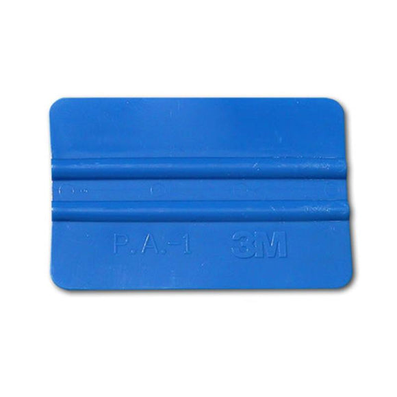 3M Squeegee - Blue - 4in