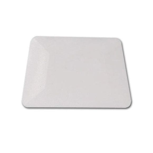 Hard Card - White - 4in