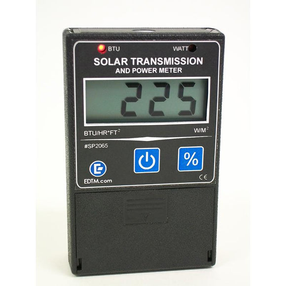 Digital Solar Trans & Power Meter