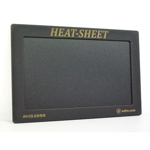 Heat Sheet Temperature Demo Card - Each