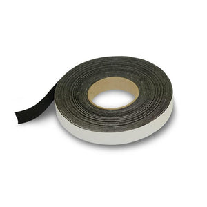 Black Felt Self - Adhesive - 1in X 50ft - Roll