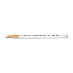 White Marking Pencil