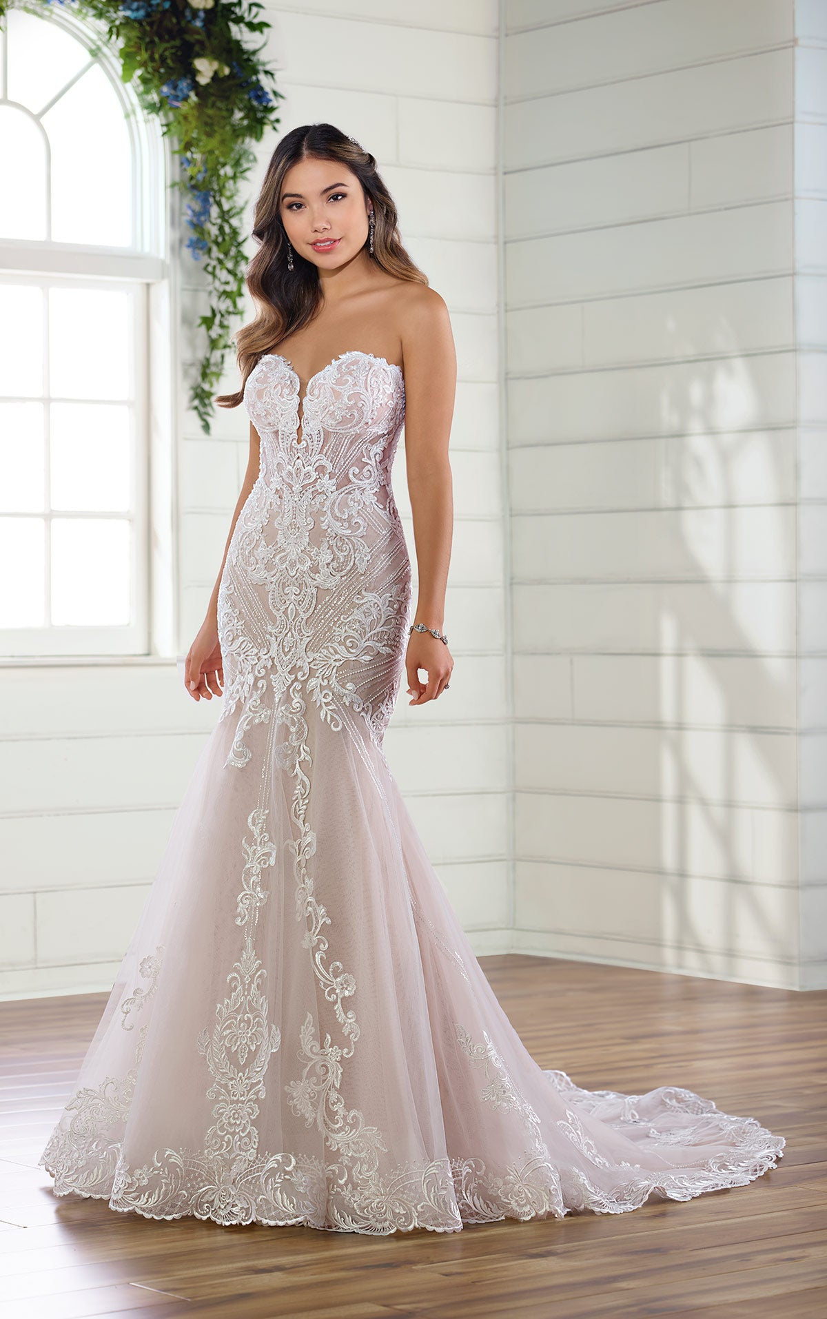 Essense Bridal Gown - Style Bridal Gown - Style D2819