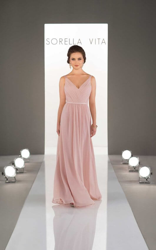 Sorella Vita Bridesmaid Dress - Style 8614