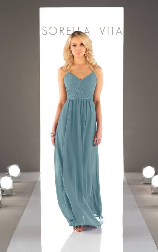 Sorella Vita Bridesmaid Dress - Style 8746