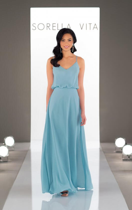 Sorella Vita Bridesmaid Dress - Style 9132