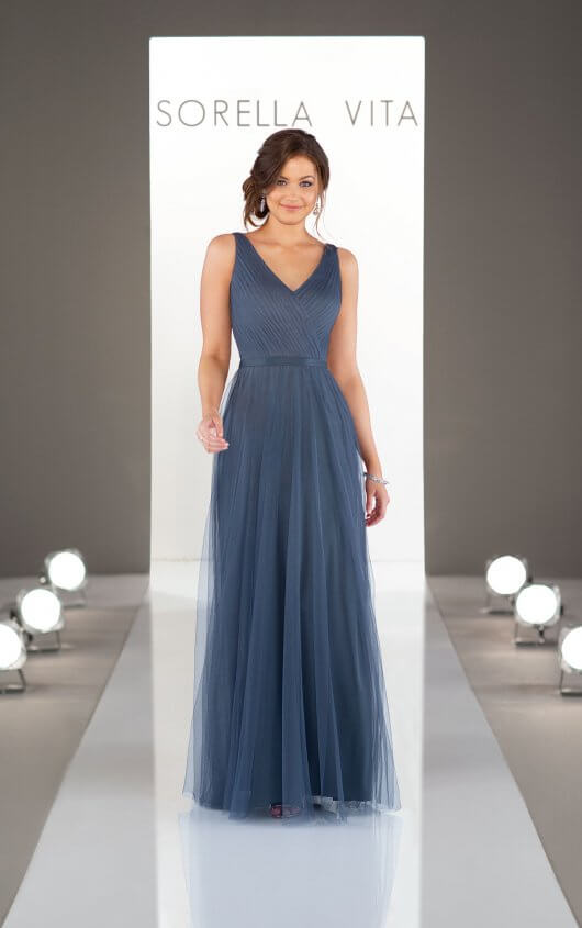 Sorella Vita Bridesmaid Dress - Style 9156