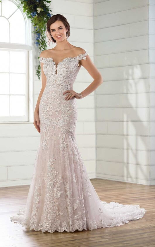 Essense Bridal Gown - Style Bridal Gown - Style D2641