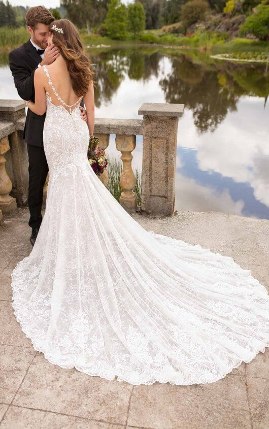Essense Bridal Gown - Style Bridal Gown - Style D2680