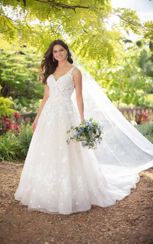Essense Bridal Gown - Style Bridal Gown - Style D2684