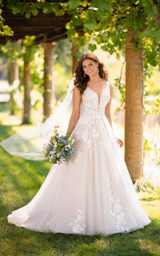 Essense Bridal Gown - Style Bridal Gown - Style D2748