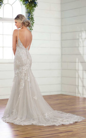 Essense Bridal Gown - Style Bridal Gown - Style D2940