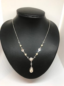 Bridal Jewellery - Necklace, Patsy