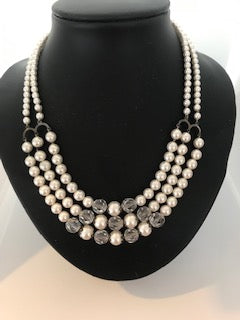 Bridal Jewellery - Necklace KR0010