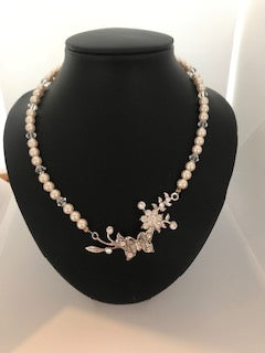 Bridal Jewellery - Necklace, Daintree