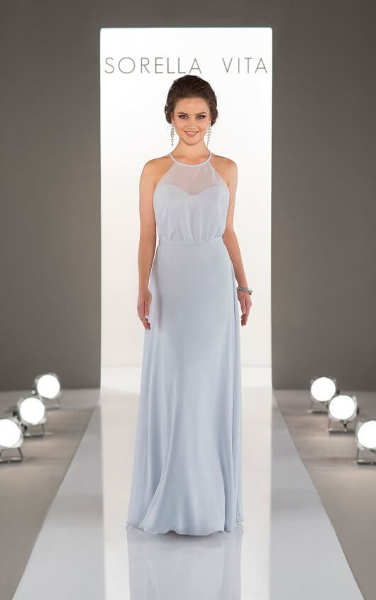 Sorella Vita Bridesmaid Dress - Style 9010