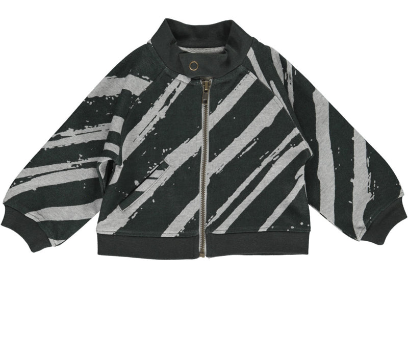 MARMAR TRAY SWEAT BOMBER FORREST SHADOW PAINT