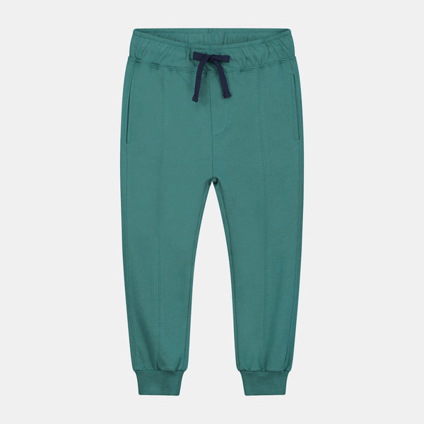 DAILY BRAT ARIZONA SWEAT PANTS PETROL GREEN