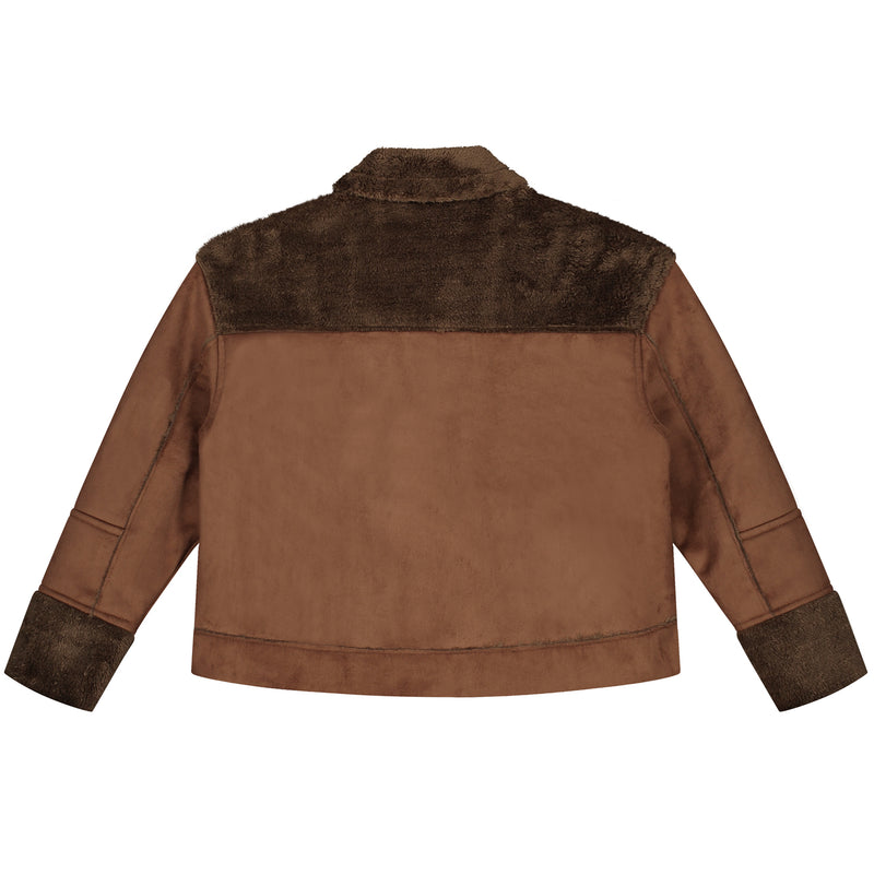 NERI JACKET TOASTIE BROWN