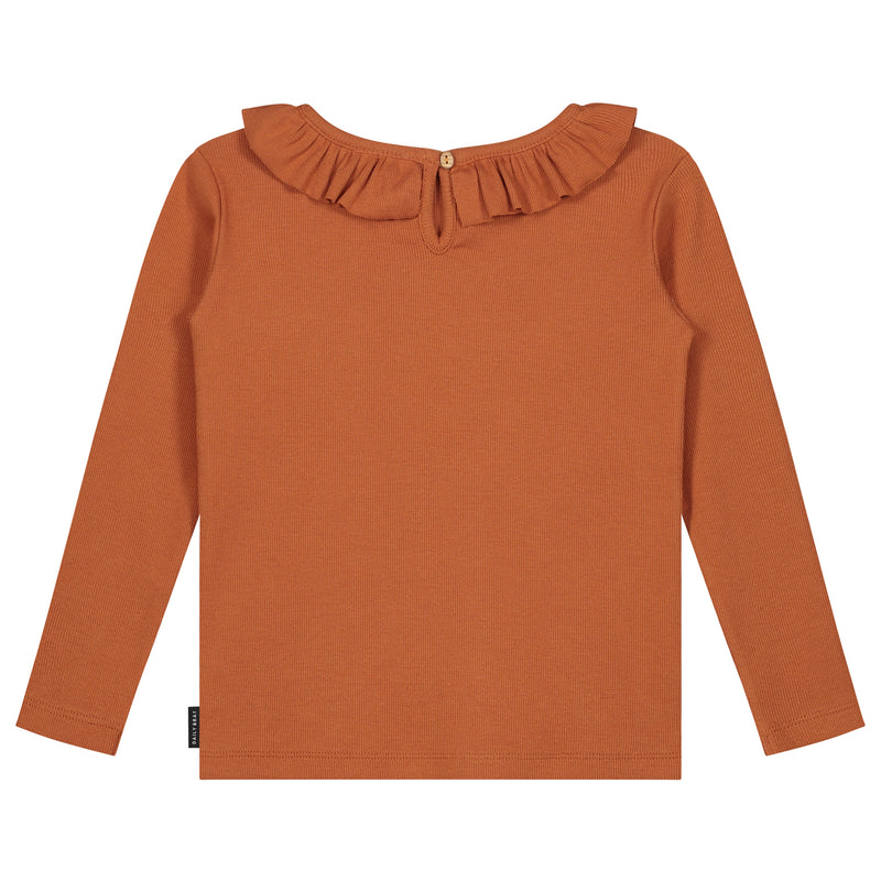 SOFIA LONGSLEEVE COLOMBIA BROWN