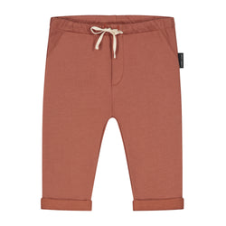 MINI COBY PANTS MAHOGANY