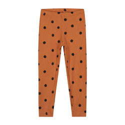 POLKA PANTS COLOMBIA BROWN