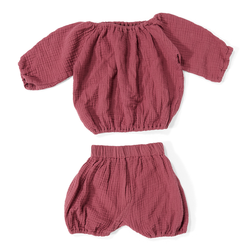 DAILY BRAT COMFY SET CAMILLE ROSE