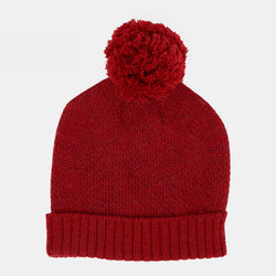 DAILY BRAT HAIRY BEANIE DAILY RED