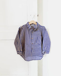 DAILY BRAT STRIPE ALL OVER SHIRT
