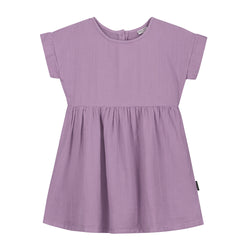 DAILY BRAT DAISY DRESS PURPLE RAIN