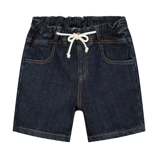 DAILY BRAT DILLON DENIM SHORTS INDIGO