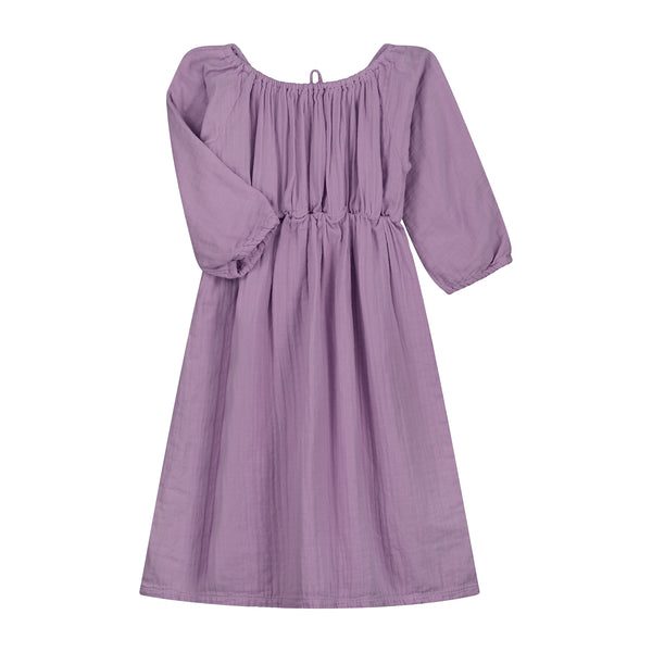 DAILY BRAT EMILY DRESS PURPLE RAIN