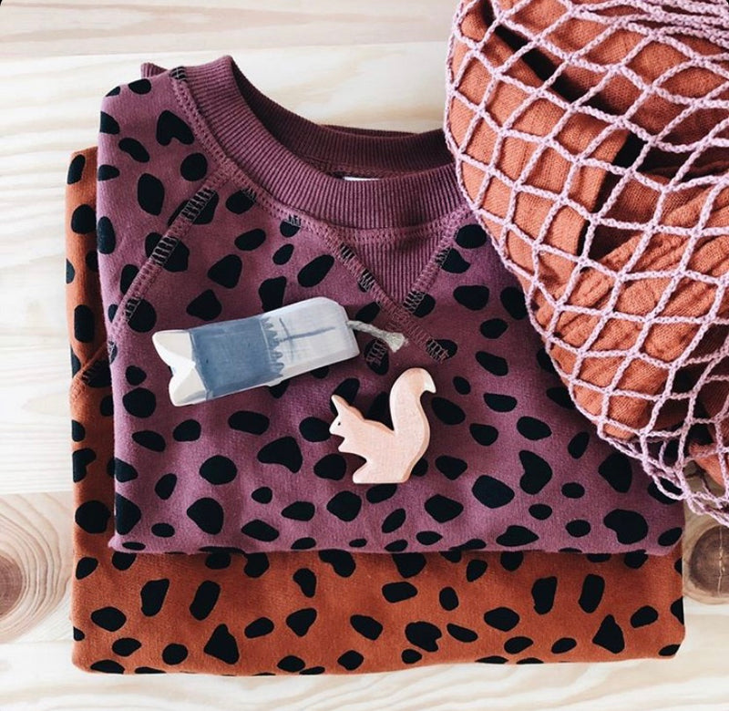 DAILY BRAT MIA SWEATER CAMILLE ROSE