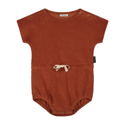 DAILY BRAT JOE TOWEL SUIT BURLYWOOD