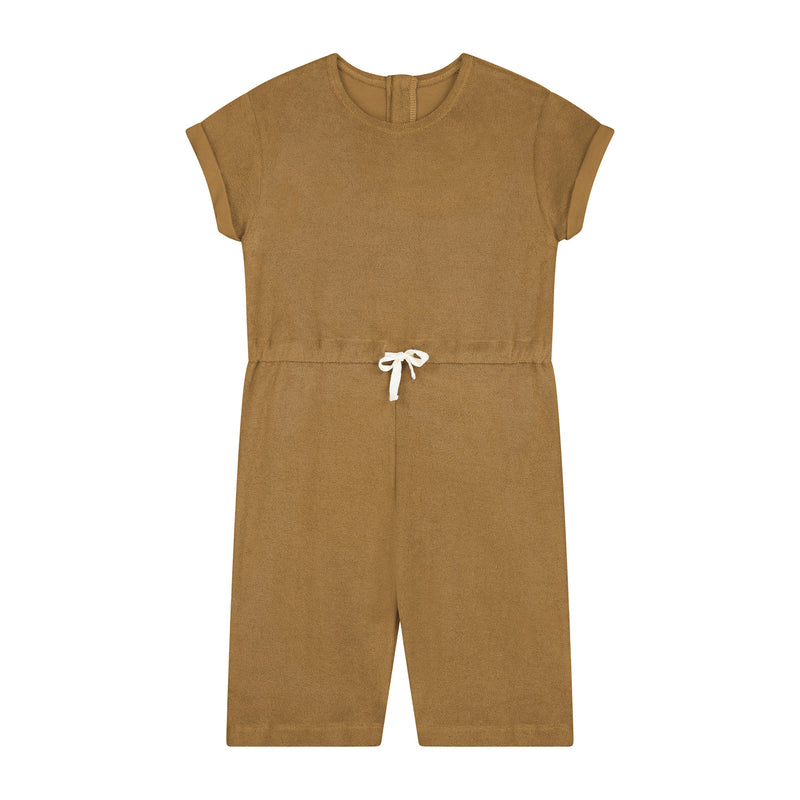 MOLLY TOWEL SUIT SANDSTONE