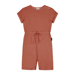 DAILY BRAT MOLLY TOWEL JUMPSUIT SUMMER CINNAMON