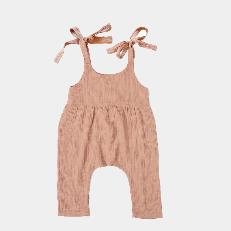 DAILY BRAT LUCY SUIT DUSTY PINK