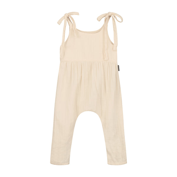 DAILY BRAT LUCY JUMPSUIT IVORY