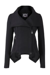 'Jessica' Zip-Up Jacket