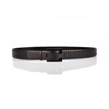 Load image into Gallery viewer, 'Celestia' Anaconda leather belt