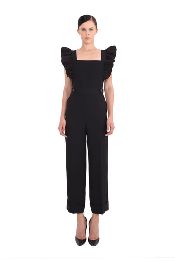 'Camille' Butterfly Jumpsuit