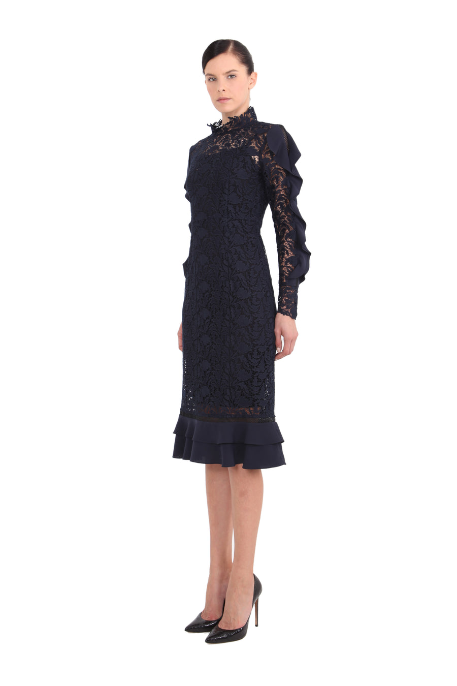 'Gianna' Lace Dress