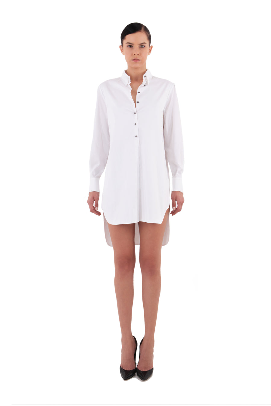 'Aria' Shirt Dress