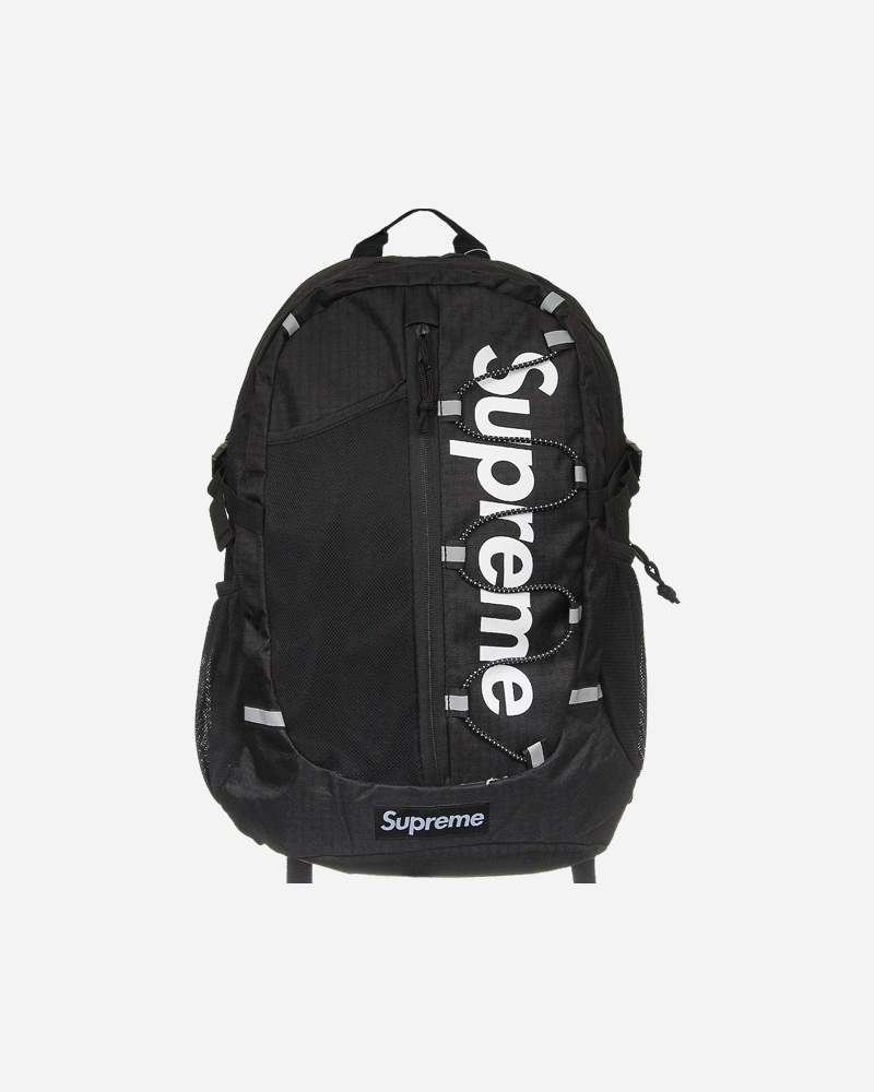 Black Supreme Backpack