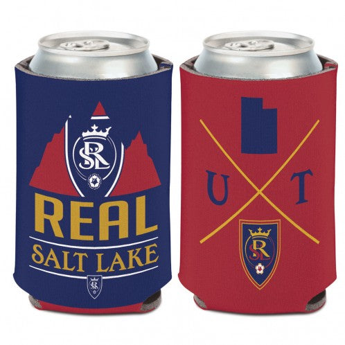 Real Salt Lake Hipster 12oz Can Coozie